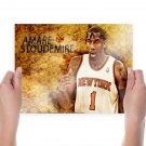 Amare Stoudemire 2013  Poster 24x18 inch