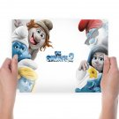 The Smurfs 2  Poster 24x18 inch