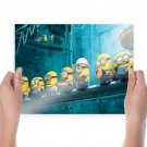 Despicable Me Minions  Poster 24x18 inch