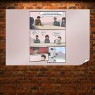 Boardroom Suggestion  Poster 36x24 inch