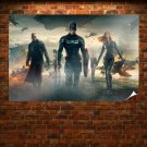 Captain America The Winter Soldier  Poster 36x24 inch
