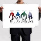 The Avengers  Poster 36x24 inch