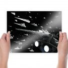 Imperial Fleet  Poster 24x18 inch