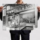 Shop Retro Vintege Poster 32x24 inch