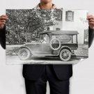 Classic Car Classic Retro Vintege Poster 36x24 inch