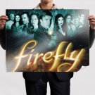 Firefly Cast Tv Movie Poster 32x24 inch