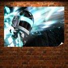 Daft Punk Tv Movie Art Poster 36x24 inch