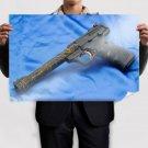 Handgun Tv Movie Art Poster 36x24 inch