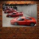 Ferrari F50 Enzo F40 Tv Movie Art Poster 36x24 inch