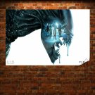 Aliens Colonial Marines  Art Poster Print  36x24 inch