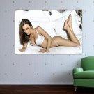 Model Rosie Jones  Art Poster Print  36x24 inch
