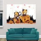 Hd Halloween 38 Art Poster Print  36x24 inch