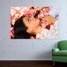 Lovely Face  Art Poster Print  36x24 inch