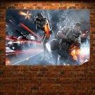 Battlefield 3 Game  Art Poster Print  36x24 inch