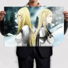 Claymore 3  Art Poster Print  36x24 inch