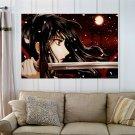 Blood C Anime  Art Poster Print  36x24 inch