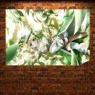 Sword Art Online Lyfa  Art Poster Print  36x24 inch