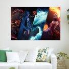 Game Dota 2  Art Poster Print  36x24 inch