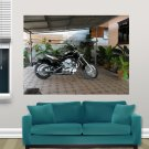 Honda Steed  Art Poster Print  32x24 inch