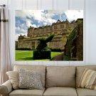 Longleat An English Country House  Art Poster Print  32x24 inch