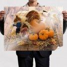 Autumn Time  Art Poster Print  32x24 inch