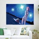 Sakura Haruno  Art Poster Print  24x18 inch