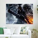 Battlefield 3  Art Poster Print  24x18 inch