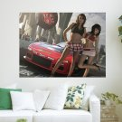 Need For Speed Prostreet  Art Poster Print  24x18 inch