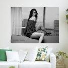 Kristin Kreuk  Art Poster Print  24x18 inch