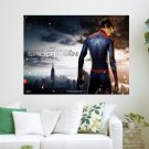 The Amazing Spider Man 2012  Art Poster Print  24x18 inch