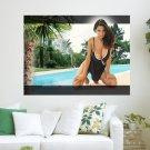 Jana Defi 34  Art Poster Print  24x18 inch