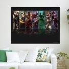 League Legends  Art Poster Print  24x18 inch