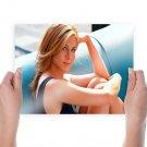 Jennifer Aniston  Art Poster Print  24x18 inch