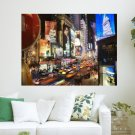 5th Avenue  Art Poster Print  24x18 inch