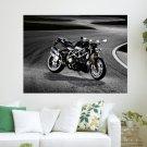 Ducati Streetfighter S  Art Poster Print  24x18 inch