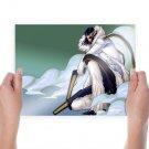 Anime Bleach Cool  Art Poster Print  24x18 inch