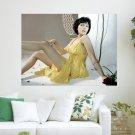 Mannequin Scarlett 035  Art Poster Print  24x18 inch