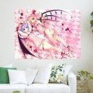 Sayori Wakaba  Art Poster Print  24x18 inch