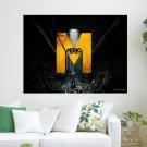 Metro Last Light   Video Game  Art Poster Print  24x18 inch