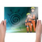 Naruto 2  Art Poster Print  24x18 inch