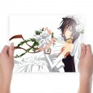 Lelouch Wedding  Art Poster Print  24x18 inch