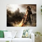 Prince Of Persia The Forgotten Sands  Art Poster Print  24x18 inch