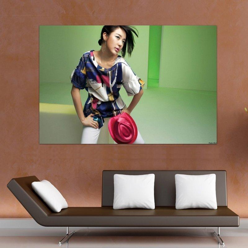 Korean Korea Beauty Yun Eunhea Poster 36x24 inch (91x61 cm)