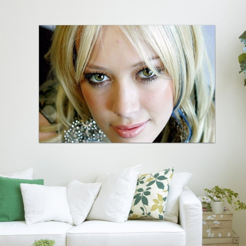 Hilary Duff Actress Singer  Poster 36x24 inch (91x61 cm)