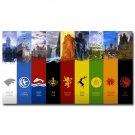 Game Of Thrones Season 5 TV Series Poster 32x24