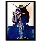 Mobile Suit Gundam Classic Japanese Anime Poster 32x24