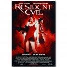 Resident Evil 3 Extinction Movie Poster Print Alice 32x24
