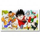 Dragon Ball Xenoverse Game Poster Print Goku 32x24