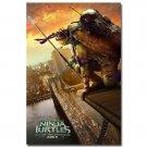 Teenage Mutant Ninja Turtles 2 Out Of The Shadows Movie Poster TMNT 32x24