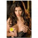 Kim Kardashian Hot Sexy Model Girl Poster 32x24